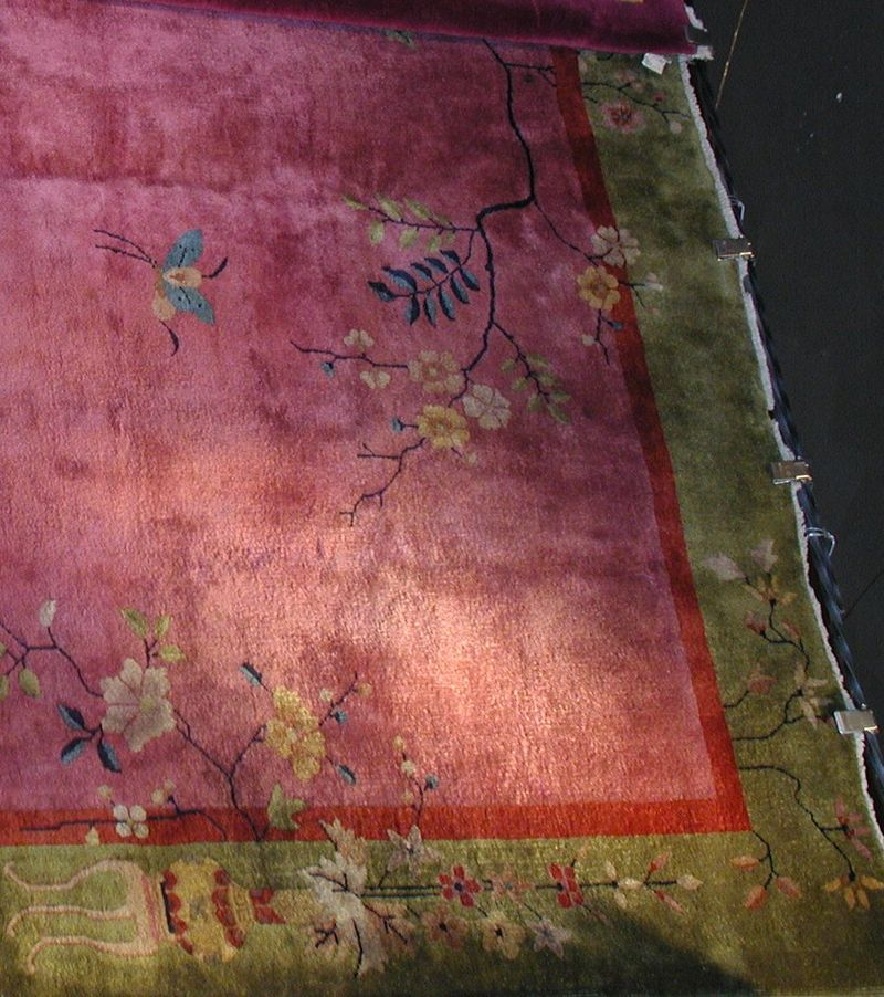 Crop Magic Rug