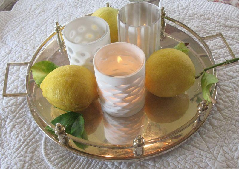 Crop lemons