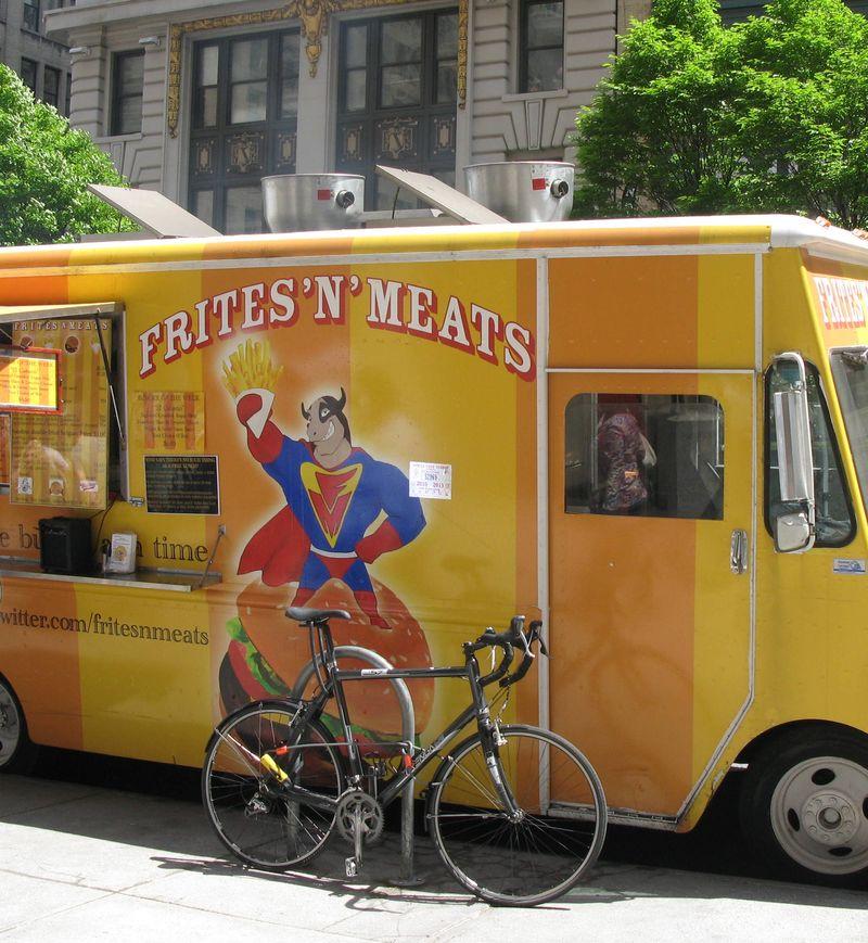 Frites-bikes