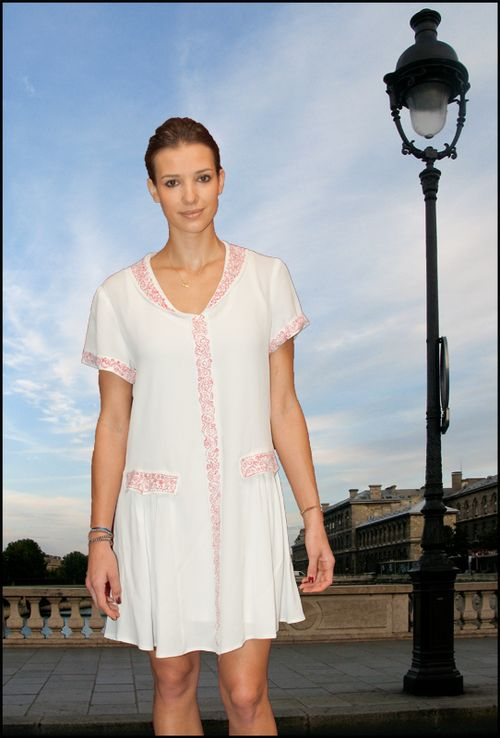 Midnite in Paris Dress